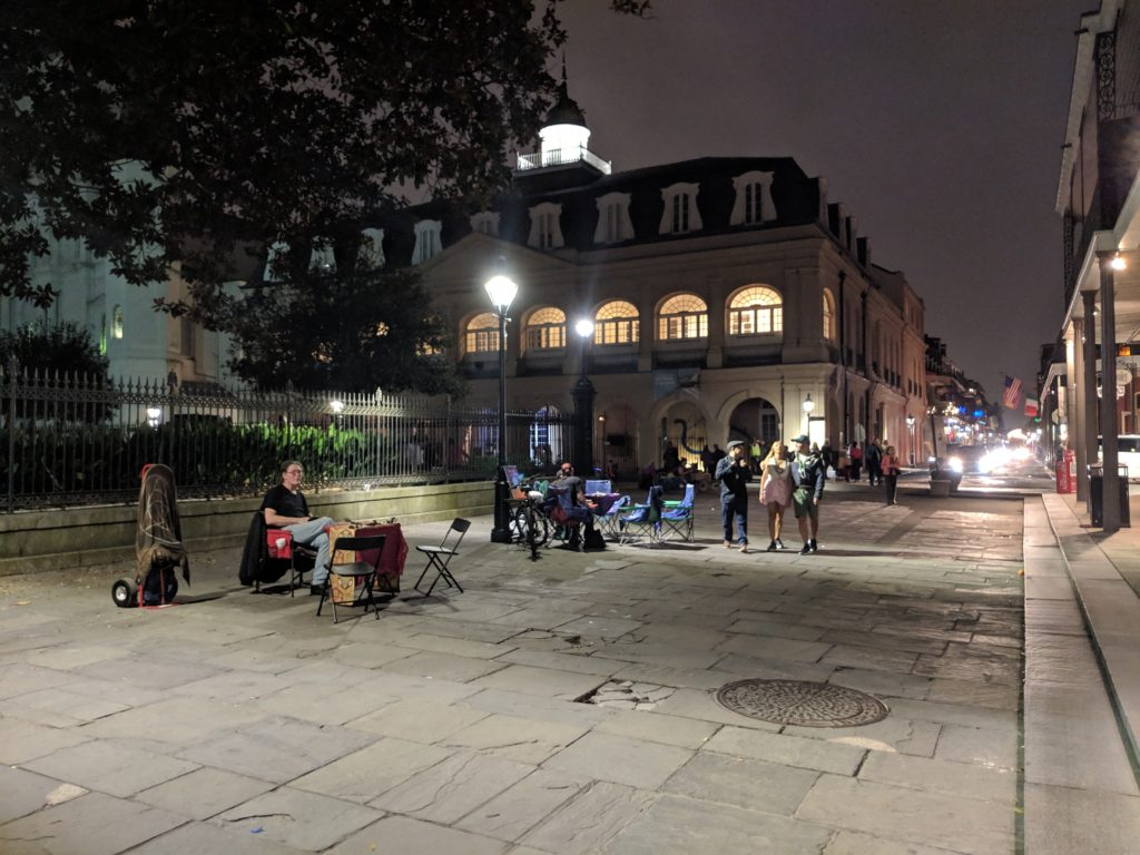 A Day in New Orleans – The Compass Tale